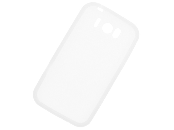 Case-Huelle-Silicon-Silikon-Bumper-Akkudeckel-Tasche-HTC-Sensation-XL-Transparent