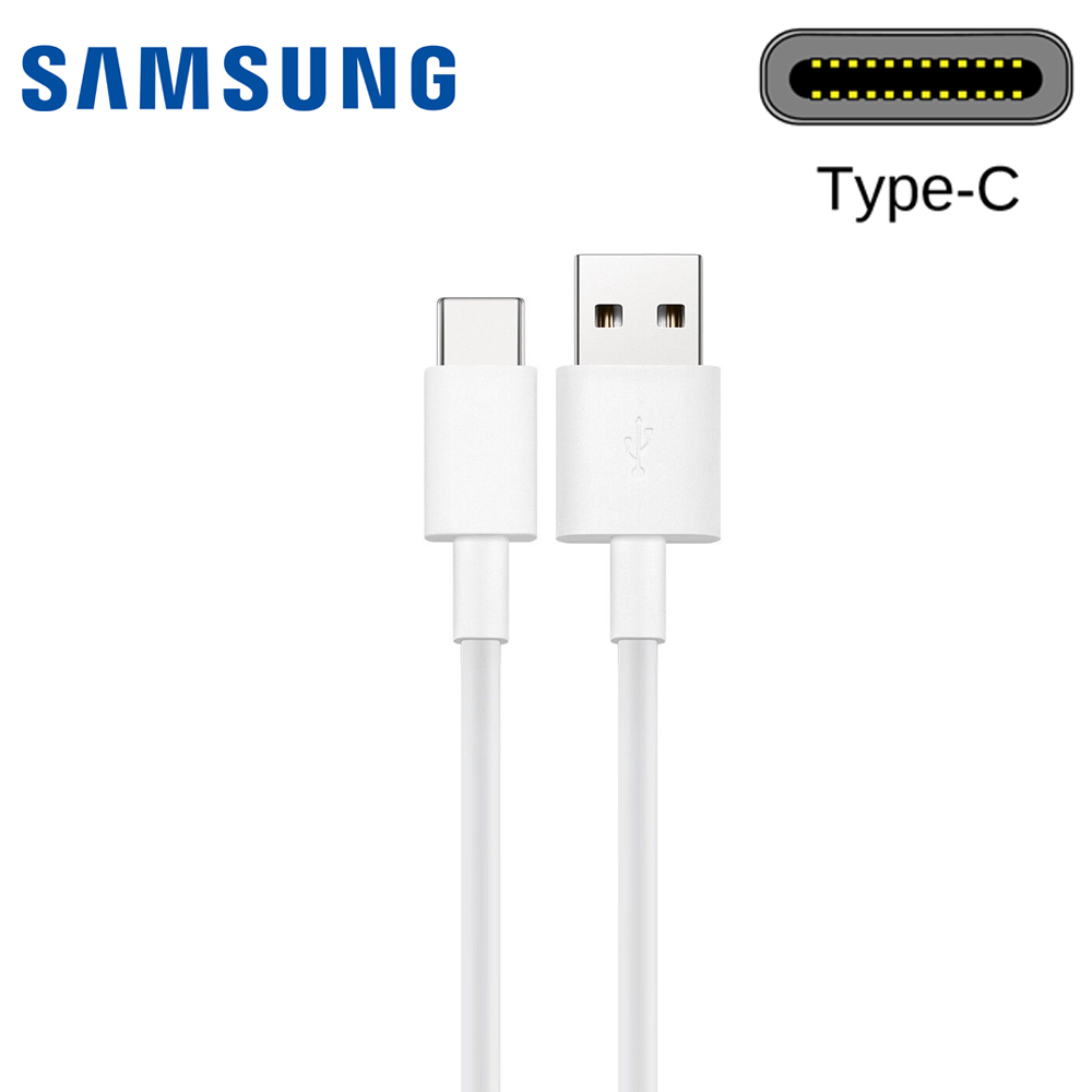 original samsung usb 3 1 usb c handy ladekabel daten kabel typ c type c ep dg930 ebay. Black Bedroom Furniture Sets. Home Design Ideas