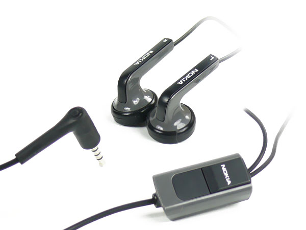 Nokia Hs 47 stereo Personal Handfeie Kopfhörer